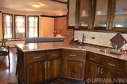 Apartment Virginia Place Crown Heights - Kitchen