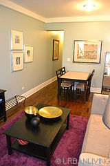 Apartment Upper West Side - Living room