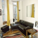 Apartment Lafayette Avenue Bedford Stuyvesant - Living room