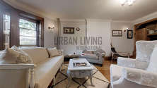 Townhouse Stuyvesant Heights - Living room