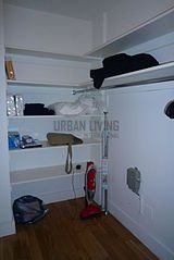 Appartement Financial District - Dressing