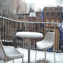 Apartment Greenwich Village - Terrace