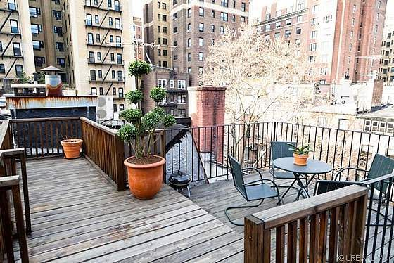 Apartment Greenwich Village   Terrace