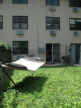 Apartment East Village - Yard