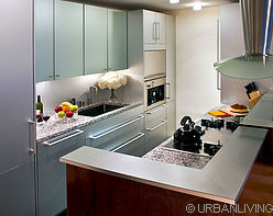 Duplex Sutton - Kitchen