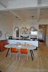 Apartment Washington Street Brooklyn Heights - Kitchen