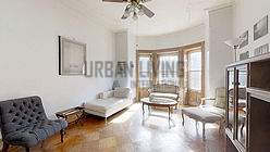 Townhouse Crown Heights - Living room