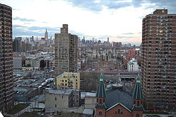 Apartment Lower East Side - Terrace