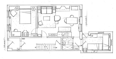 Townhouse Brooklyn Heights - Interactive plan