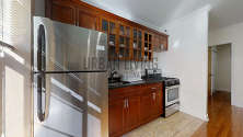 Apartment Fashion District - Kitchen