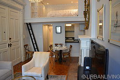 Town house Upper West Side - Living room
