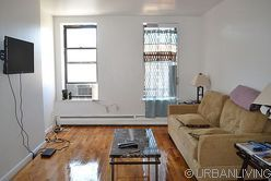 Apartment Harlem - Living room