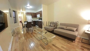 Appartement vide 3 chambres New York