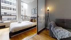 Modern residence Financial District - Bedroom