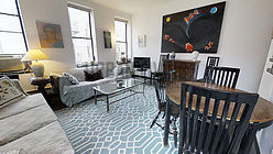 Apartment East Village - Living room