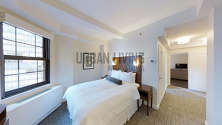 Apartment Midtown East - Bedroom