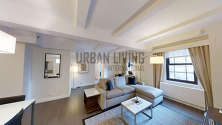 Apartment Midtown East - Living room