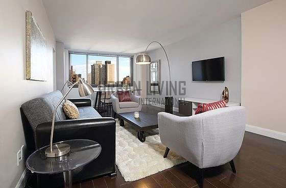 New York East 48Nd Street Monthly Furnished Rental 48 Bedroom Cool 2 Bedroom Apartments Upper East Side