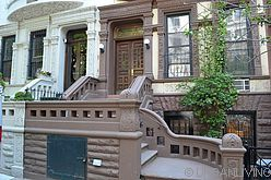 Town house Upper West Side