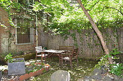 Town house Upper West Side - Yard