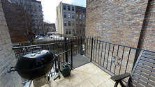 Townhouse Harlem - Terrace
