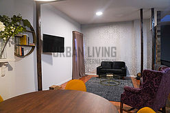 Apartment Crown Heights - Living room