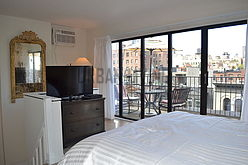 Town house Upper West Side - Bedroom