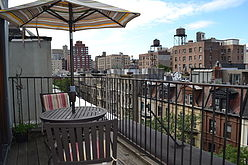 Town house Upper West Side - Terrace