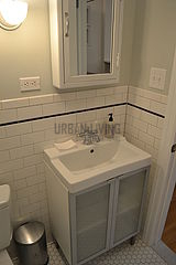 Apartment Lenox Hill - Bathroom