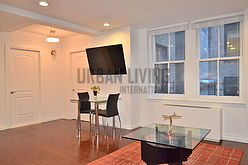 Apartment Midtown West - Living room
