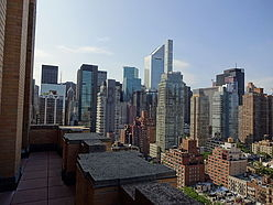 Apartment Midtown East - Terrace