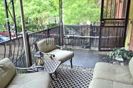 Apartment Harlem - Terrace