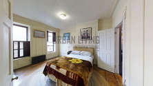 Town house Stuyvesant Heights - 卧室