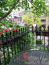 Apartment West Village - Terrace