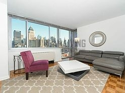 Apartment Hell's Kitchen - Living room