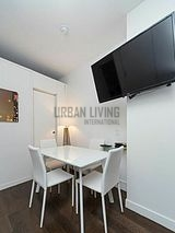 Modern residence Financial District - Living room