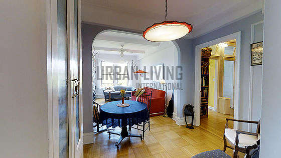 new york central park west monthly furnished rental 3 bedroom