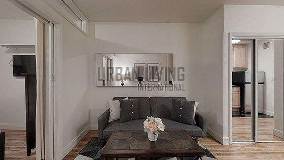New York East 3rd Street Monthly Furnished Rental 1 Bedroom