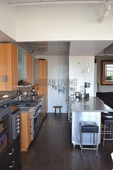 Loft Chelsea - Kitchen