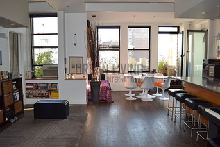 New York 3 bedroom Loft
