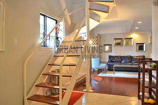 New York 2 bedroom Duplex