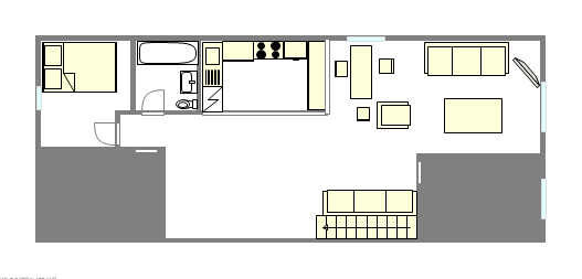Townhouse Sunnyside - Interactive plan