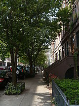 Townhouse Upper West Side