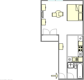 Townhouse Harlem - Interactive plan