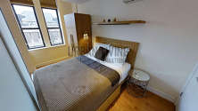 House Upper West Side - Bedroom