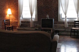 Brooklyn 2 bedroom Loft
