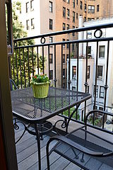 Townhouse Upper West Side - 阳台