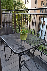 Townhouse Upper West Side - Terrace