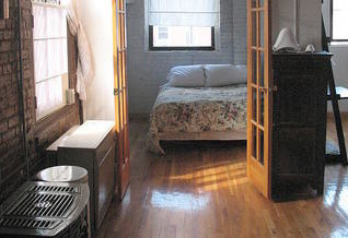 Brooklyn 1 bedroom Residential Loft
