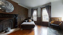 House Bedford Stuyvesant - Living room